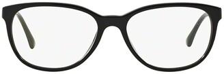 Burberry Rectangular Frame Glasses