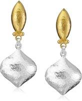 """Gurhan Clove"""" Sterling Drop Earrings"""