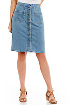Levi's Front Detailed Skirt