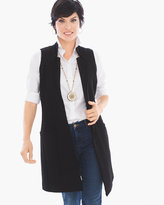 Chico's Boiled Wool Vest