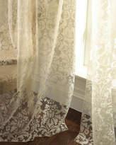 "Dian Austin Couture Home Olivia Curtain, 84""L"