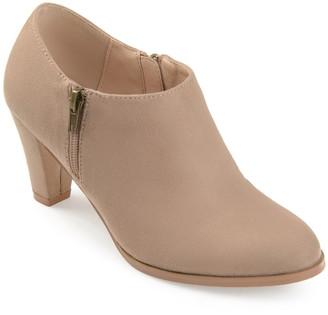 Journee Collection Sanzi Heeled Ankle Bootie