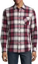 Arizona Long Sleeve Plaid Flannel Shirt