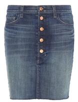 J Brand Rosalie Denim Skirt