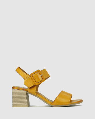 EOS Women's Neutrals Heeled Sandals - Bousie - Size One Size, 38 at The Iconic