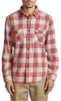 Brixton Men's Bowery Flannel Shirt