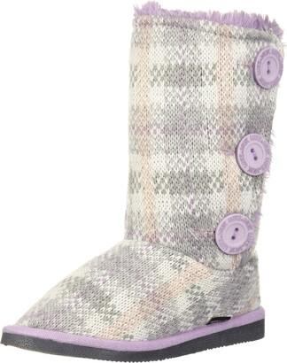 Muk Luks Girls Malena Boots Fashion