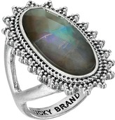 Lucky Brand Mother-of-Pearl Statement Ring