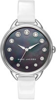 Marc Jacobs Women's Betty White Leather Strap Watch 36mm MJ1510