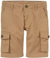 Petit Bateau Shorts with Side Pockets (Toddler Kids) - Brown-3 Years