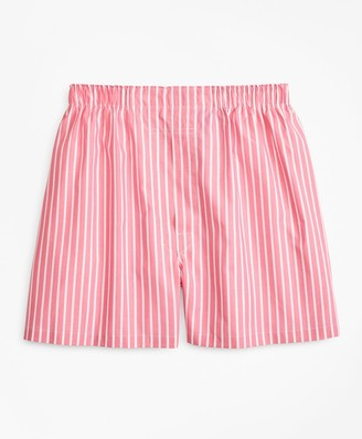 Brooks Brothers Traditional Fit Bold Stripe Boxers