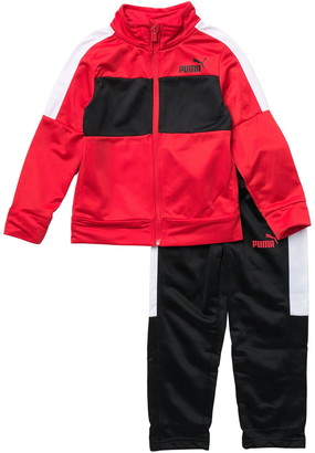 Puma Track Jacket & Pants 2-Piece Set