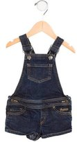 Bonpoint Girls' Denim Overalls