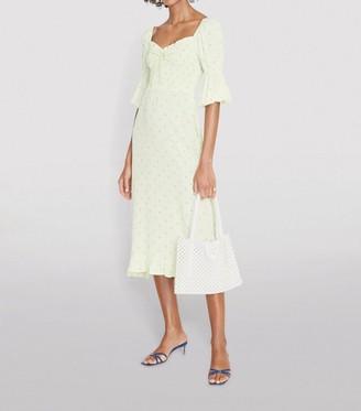 Faithfull The Brand Floral Nora Midi Dress