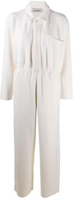 Laneus Long-Sleeve Jumpsuit