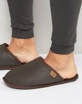 Just Sheepskin Slip On Slippers