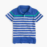 J.Crew Boys' polo shirt in stripes