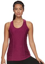 Gaiam Women's Energy Racerback Yoga Tank