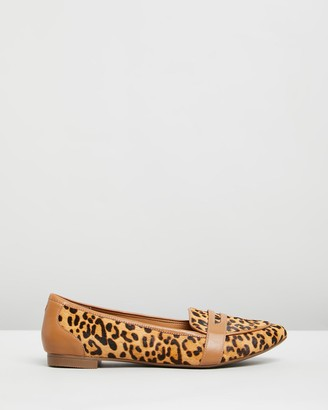 Vionic Women's Brown Ballet Flats - Savannah Flats - Size One Size, 5 at The Iconic