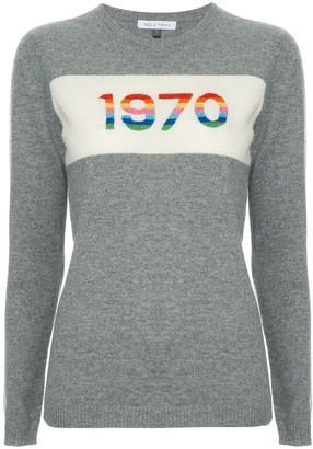 Bella Freud 1970 Print Sweater