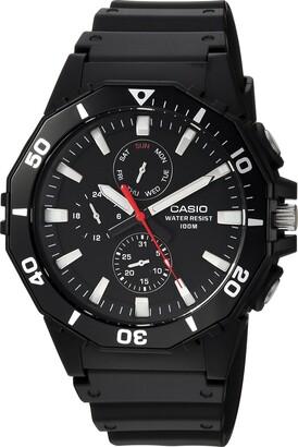 Casio Men's Sports Analog-Quartz Watch with Resin Strap