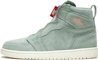 Jordan Womens Air 1 High Zip Shoes - Size 5.5W