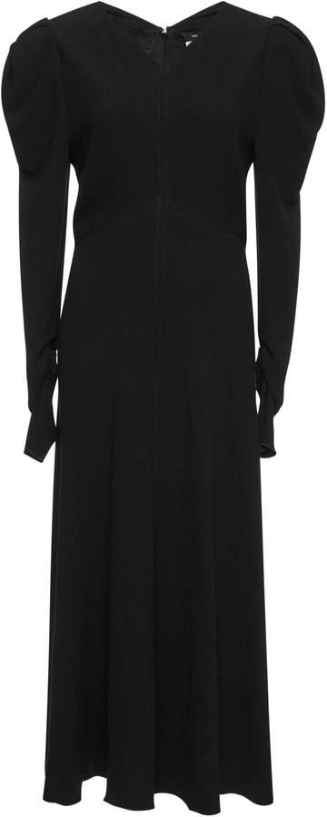 Isabel Marant Abi Modern Flou Jersey Midi Dress