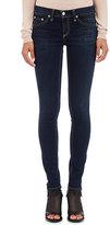 Rag & Bone Women's Bedford Skinny Jeans-BLUE