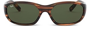 Ray-Ban Men's Rectangular Sunglasses, 59mm