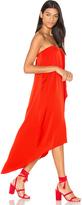 BCBGMAXAZRIA Livvy Hi Low Dress