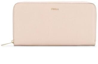 Furla Next all-around zip wallet