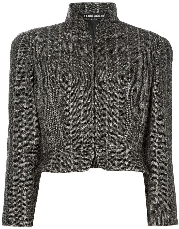 Fendi Vintage Cropped jacket