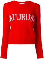 Alberta Ferretti Saturday jumper - women - Cashmere/Wool - 42