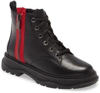 Linea Paolo Bolton High Top Sneaker