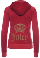 Juicy Couture Logo Velour Juicy Crown Robertson Jacket