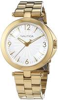 Nautica Womens Watch NAD14001L