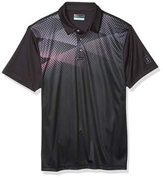 Polo Ralph Lauren PGA TOUR Men's Ombre Argyle Short Sleeve Shirt