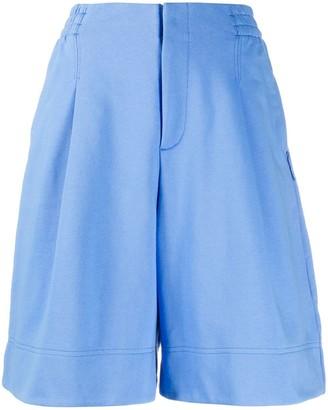 Y-3 x Adidas CL oversized shorts