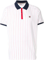 Fila short sleeved polo shirt