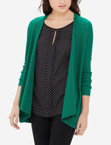 The Limited Textured Cocoon Cardigan