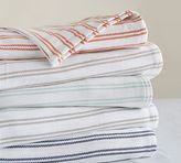 Pottery Barn Stripe Organic Blanket