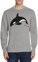 Barney Cools Killa Whale Crewneck Sweater