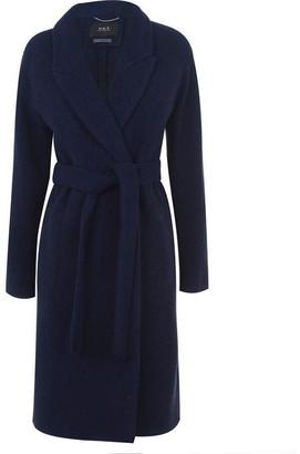 SET Tie Wrap Coat