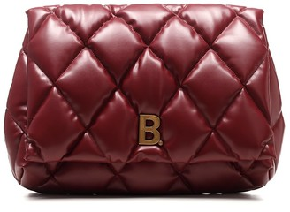 Balenciaga Touch Large Quilted Clutch Bag