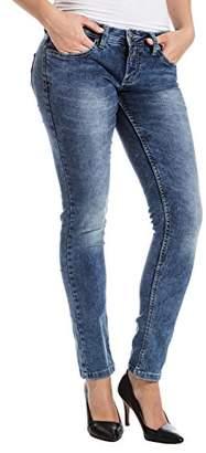 Timezone Women's Jeans - Blue