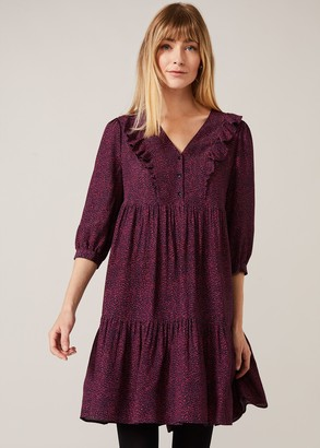 Phase Eight Penny Ditsy Swing Dress