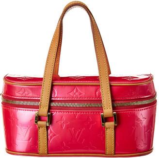 Louis Vuitton Pink Monogram Vernis Leather Sullivan Horizontal Pm