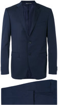 Canali formal suit - men - Cupro/Wool - 46