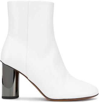 Clergerie Metallic Heel Boots