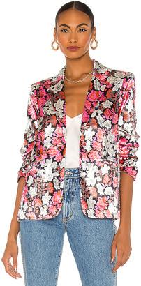 Cinq à Sept Carnation Kylie Jacket
